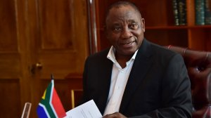 Ramaphosa commends media's Covid-19 coverage, urges free press