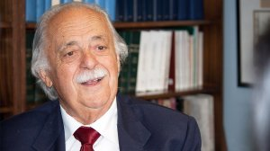Reflections on the fall of those on whose shoulders we stand: A young Activist's tribute to George Bizos