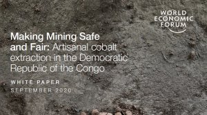 Making Mining Safe and Fair: Artisanal Cobalt Extraction in the Democratic Republic of the Congo