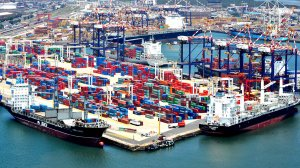 More New Straddles For The Durban Container Terminal