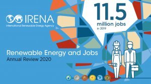 Renewable Energy and Jobs - Annual Review 2020