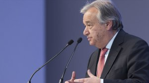 UN chief Guterres: Libya's future is at stake