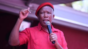 Senekal: Malema instructs EFF supporters to 'march into town'