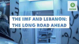 The IMF and Lebanon: The long road ahead