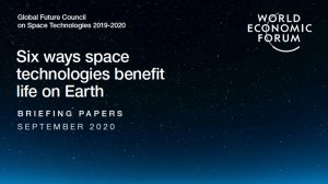 Six ways space technologies benefit life on Earth