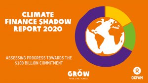 Climate Finance Shadow Report 2020 – Assessing progress towards the $100 billion commitment