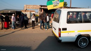 Gauteng households spent 10% of their income on public transport - GHTS
