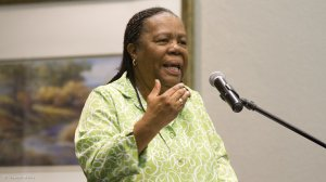 DIRCO: Naledi Pandor: Address by Minister of International Relations and Cooperation, during the Security Council High-Level Debate on a Comprehensive Review of  the situation in the Gulf Region (20/10/2020)