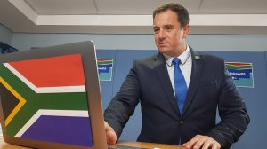 DA: John Steenhuisen: Address by DA Leader, in the National Assembly (22/10/2020)
