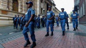 Suspended prison sentences for SAPS members