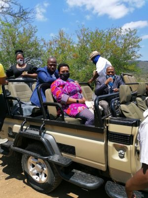 Statement By MEC for EDTEA Nomusa Dube-Ncube On The Occasion of Her Visit To Zululand As Part of Tourism Activation