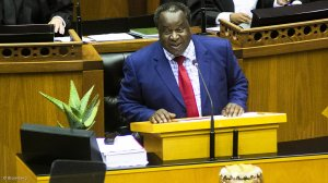 SA: Tito Mboweni, Address by Finance Minister, during the 2020 Medium Term Budget Policy Statement Speech, Parliament (28/10/20)