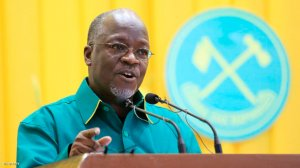 Tanzania's Magufuli leads presidential race as opposition cries foul