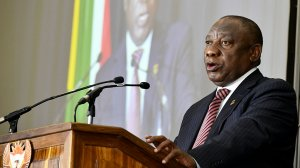SA: Cyril Ramaphosa: Address by Chair of the African Union and South Africa's President, on the occasion of the opening ceremony of the third China international import expo (05/11/2020)