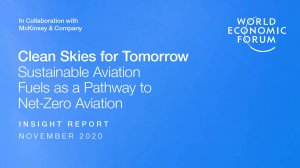 Clean Skies for Tomorrow: Sustainable Aviation Fuels as a Pathway to Net-Zero Aviation