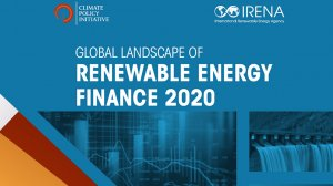 Global Landscape of Renewable Energy Finance 2020