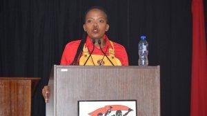 COSATU: Zingiswa Losi, Address by COSATU President, during her closing remarks, to COSATU's Collective Bargaining Conference (13/11/20)