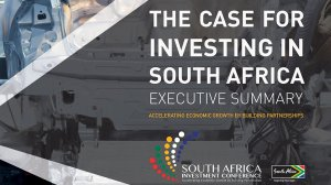 The Case For Investing In South Africa: Executive Summary