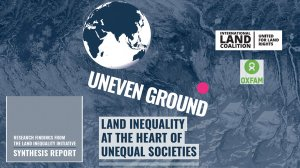 Uneven ground: land inequality at the heart of unequal societies