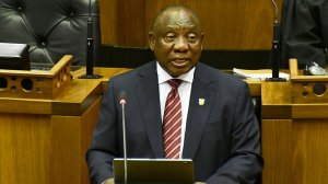 Ramaphosa to face motion of no confidence next week