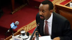 Ethiopian PM tells African envoys he will protect civilians in Tigray