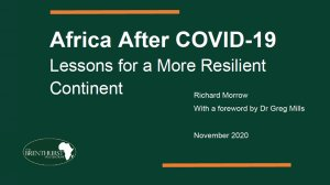 Africa After COVID-19: Lessons for a More Resilient Continent
