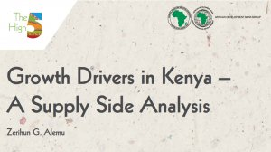Growth Drivers in Kenya: A Supply-Side Analysis
