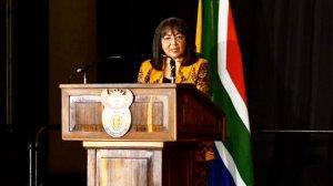 Public works department 'is a mess' – Patricia de Lille tells Parliament