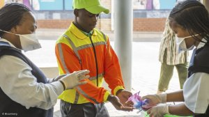 Export of Hand Sanitiser To Other Countries Reaches More Than R1,6 Billion During Last 6 Months