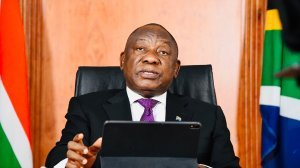 SA: Cyril Ramaphosa, Address by ANC president, addressing the ANC NEC on the political overview (07/12/20)