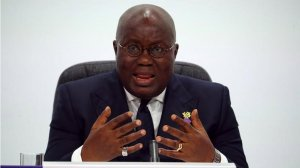 Ghana's ruling party clings to narrow edge in parliamentary elections