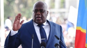 Congo Parliament ousts speaker, confirming shift in power balance