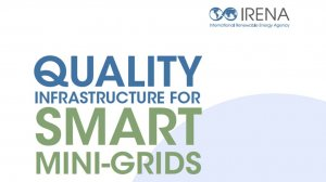 Quality infrastructure for smart mini-grids