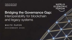 Bridging the Governance Gap: Interoperability for blockchain and legacy systems