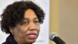 Basic Education Minister Angie Motshekga on sick leave