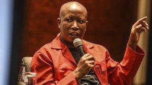 Julius Malema's firearm discharge case postponed