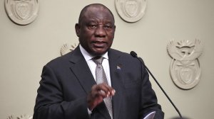 SA: Cyril Ramaphosa: Address by South Africa's President, eulogy at the funeral of king Thulare Victor Thulare III of the Bapedi kingdom (17/01/2021)