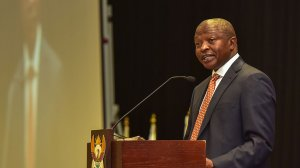 Did Mabuza mislead Parliament on the completion of the Medupi power station?