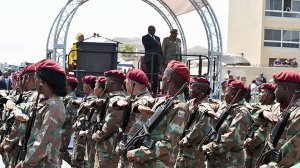 SANDF deployed until end of Jan to enforce Covid restrictions, costing SA over R95m