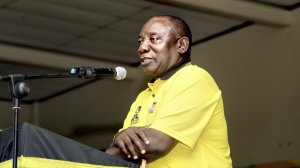 I will take the vaccine – Ramaphosa