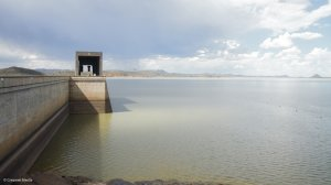 Gauteng dam levels remains stable this week