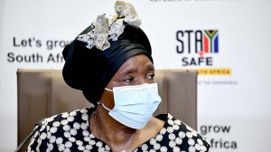 To court with Dlamini-Zuma over vaccine