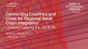Connecting Countries and Cities for Regional Value Chain Integration: Operationalizing the AfCFTA