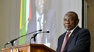 SA: Cyril Ramaphosa: Address by South Africa's President, to the World Economic Forum (WEF) Davos Dialogues (26/01/2021)