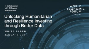 Unlocking Humanitarian and Resilience Investing through Better Data