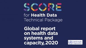 Global report on health data systems and capacity, 2020