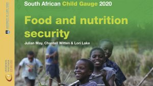 South African Child Gauge 2020 – Food and nutrition security
