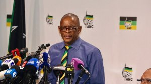 Three more face charges in graft case against ANC's Magashule