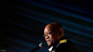 Zuma vs the State