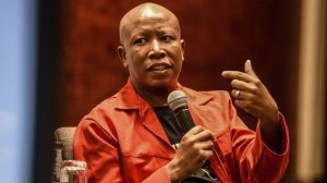 Malema drops R1m damages claim against ex-EFF MP who said he confessed to getting VBS loot